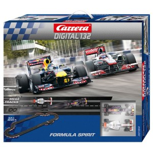 Carrera Digital 132 Formula Spirit