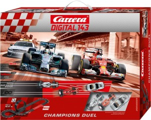 Carrera Digital 143 Champions Duel