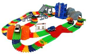 Super Snap Speedway Bahn