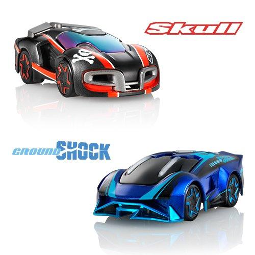 Vergleich der Anki Overdrive Autos